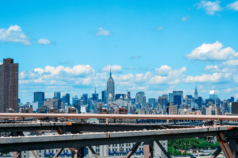 skyline newyorkese