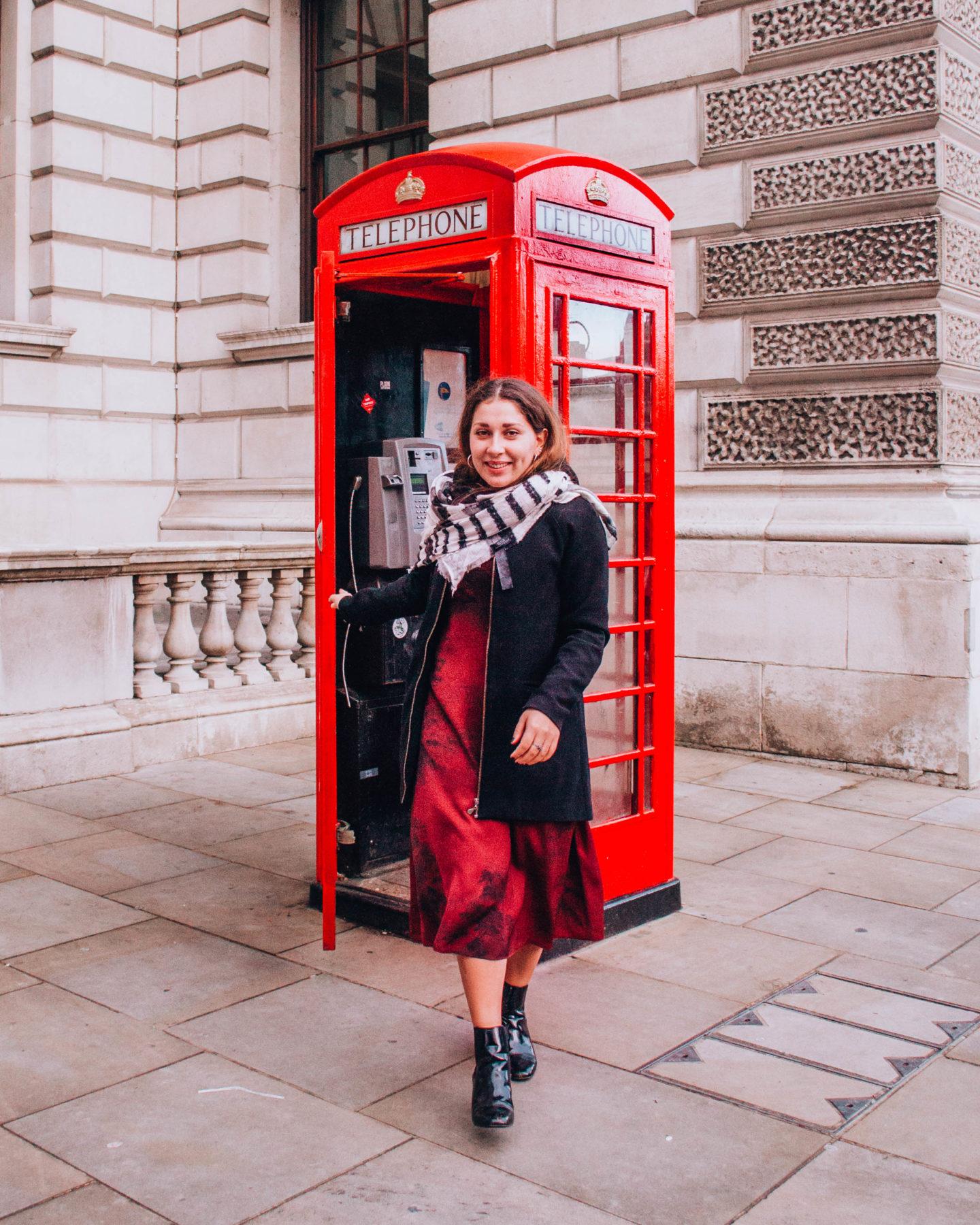 Londra, guida di viaggio e itinerario