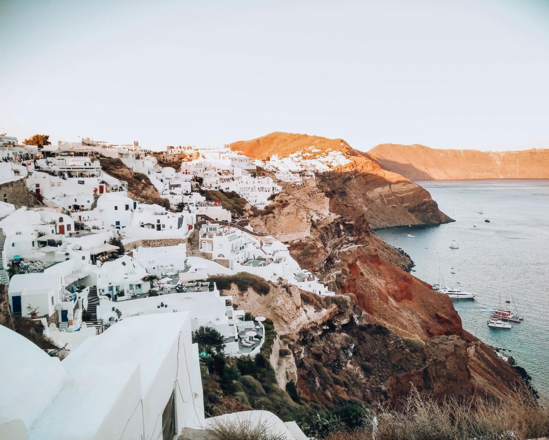 Guida di viaggio all'isola greca di Santorini