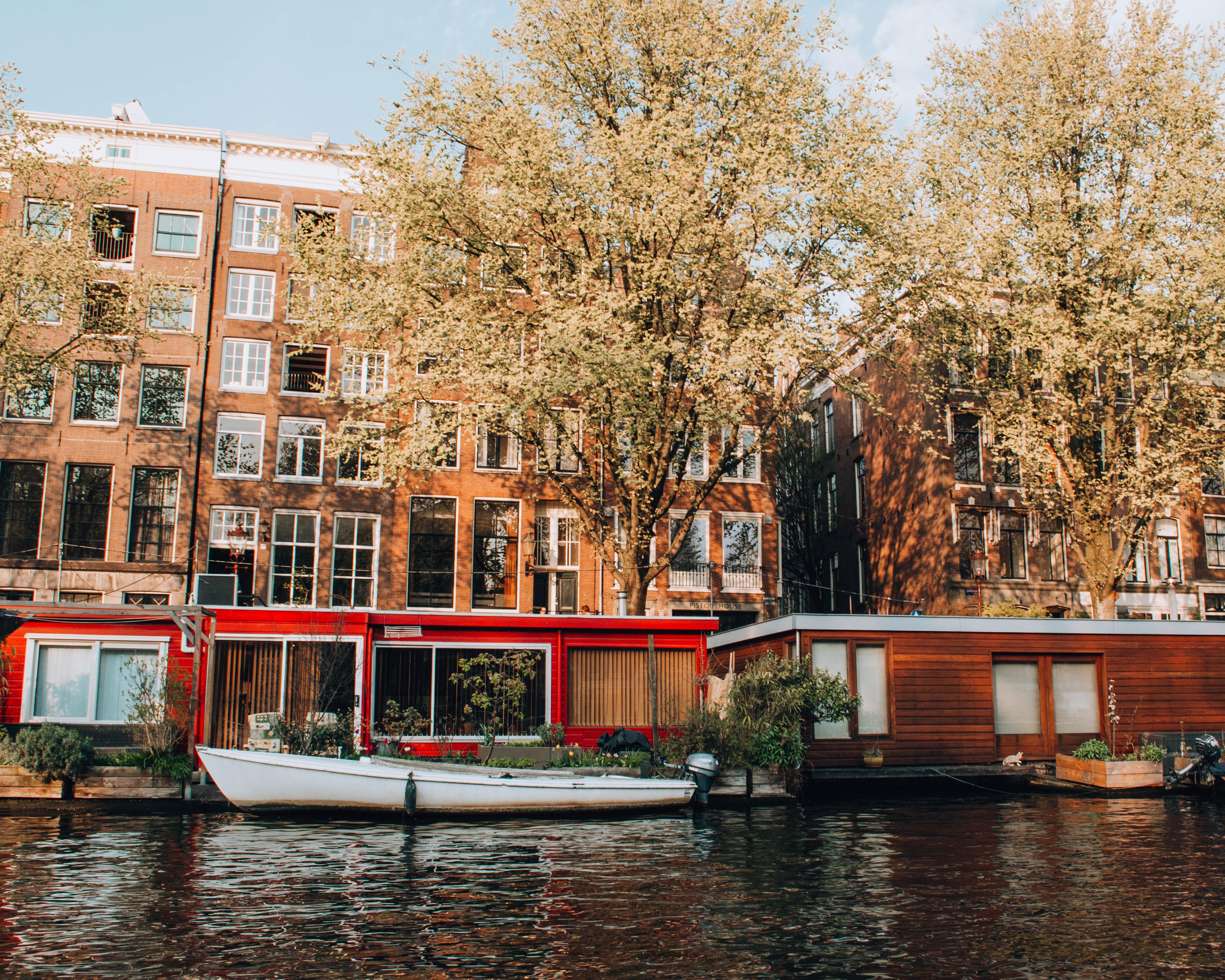 imbarcazioni sui canali