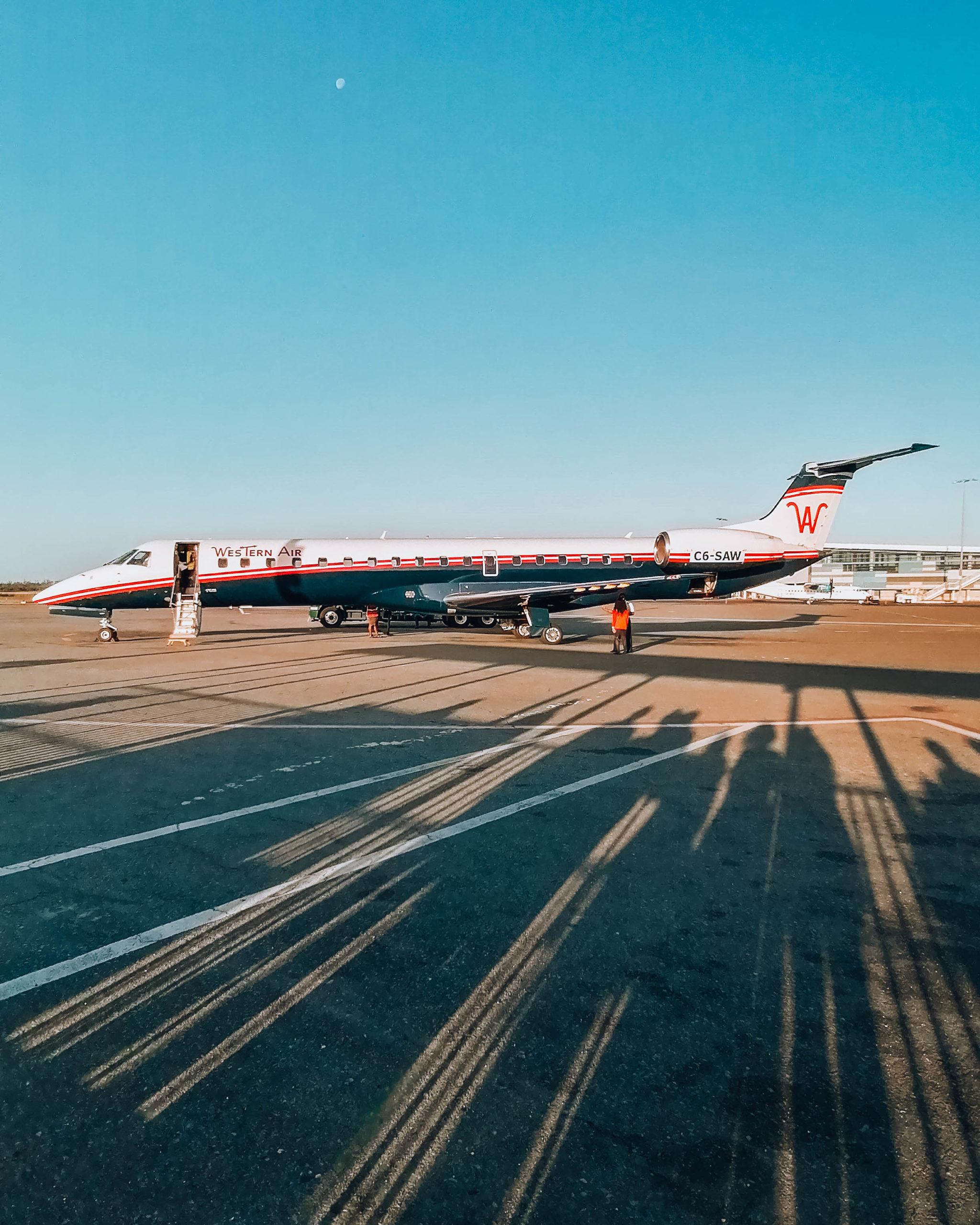 piccolo aereo turistico