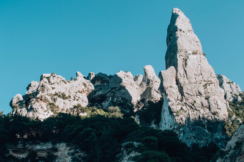pinnacoli di scogliera