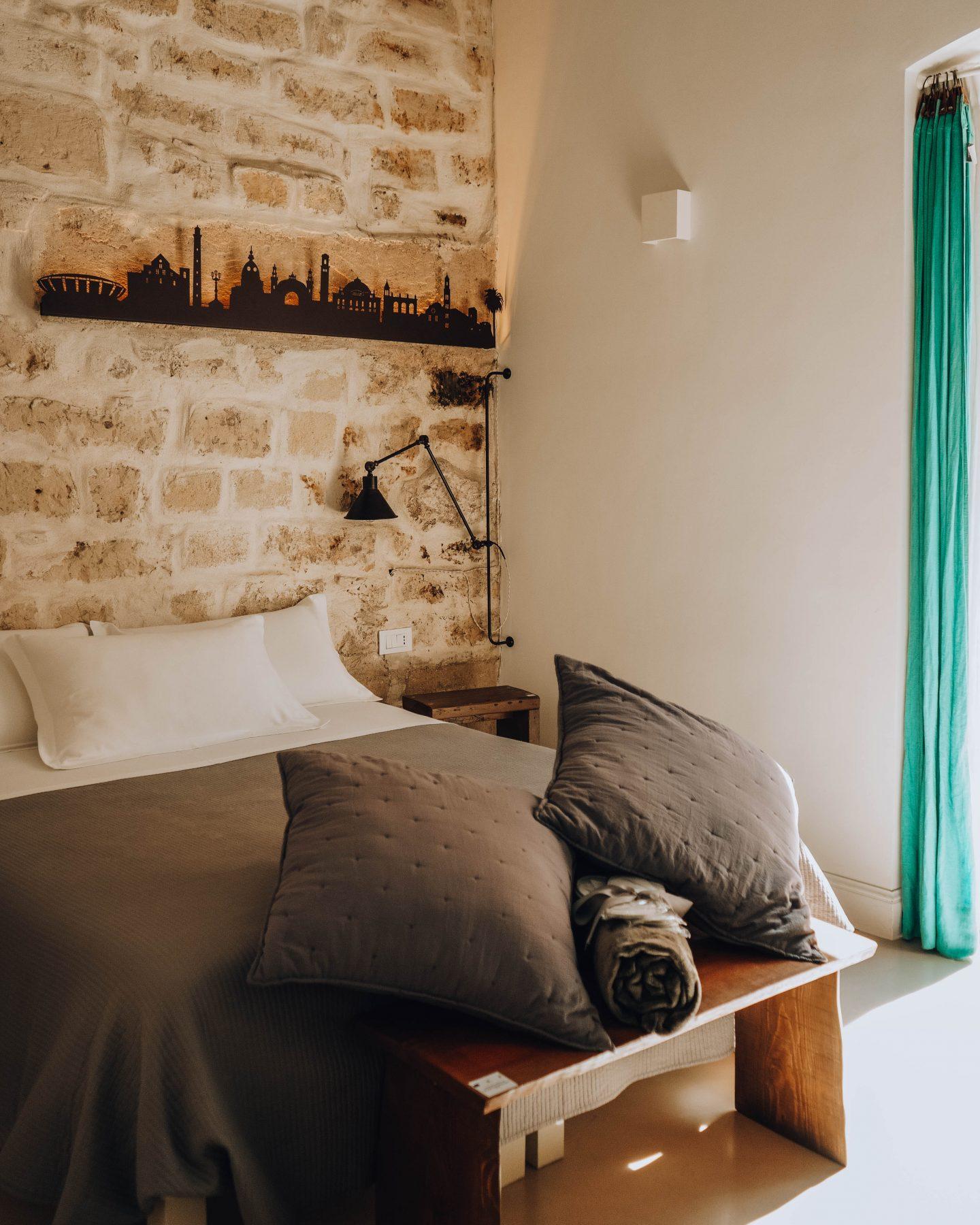 dove dormire a bari vecchia