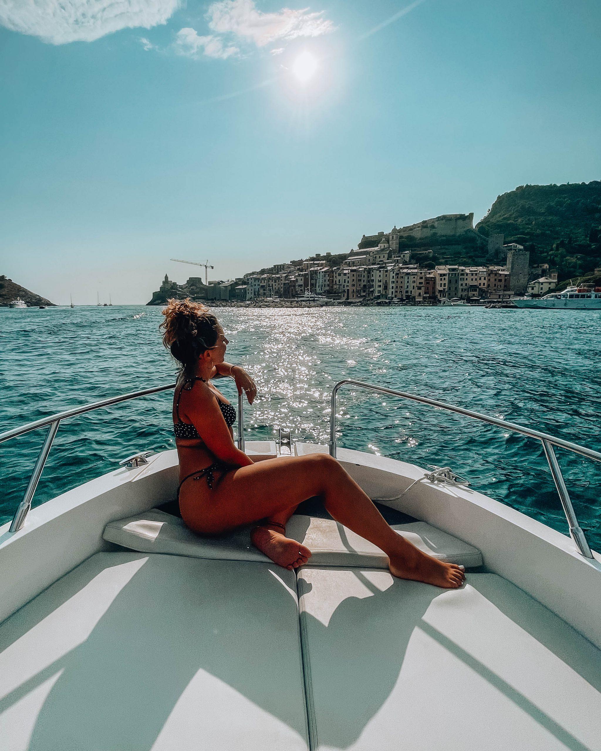 noleggio barche nel golfo dei poeti