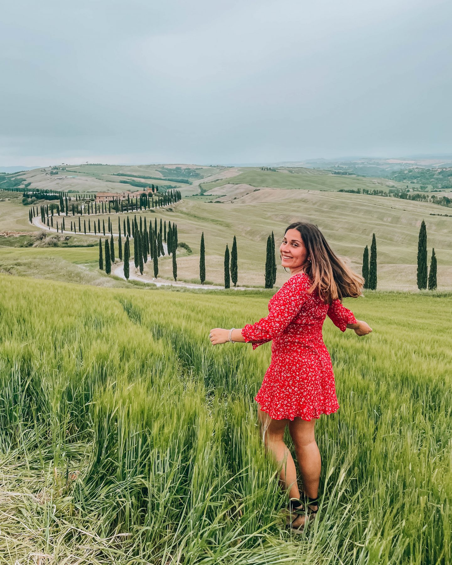 luoghi instagrammabili in val d'Orcia
